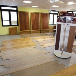 Showroom parquet pavimenti in legno