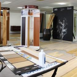 Showroom parquet pavimenti in legno